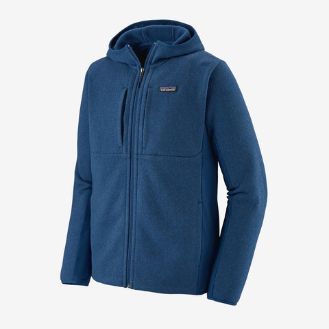 Men's Patagonia Lightweight Better Sweater Hoody - Blue