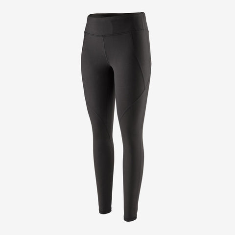Women's Patagonia Centered Tights - Black