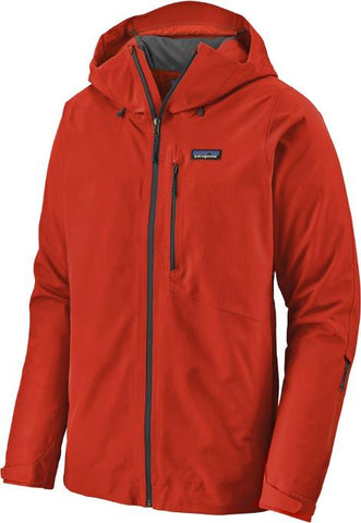 Men's Patagonia Powder Bowl Jacket - Orange