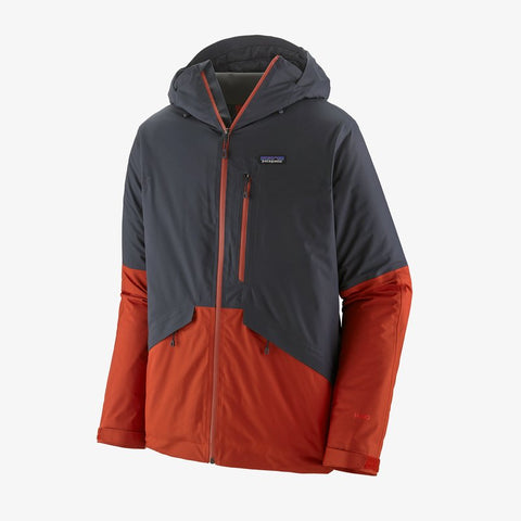 Men's Patagonia Insulated Snowshot Jacket - Blue