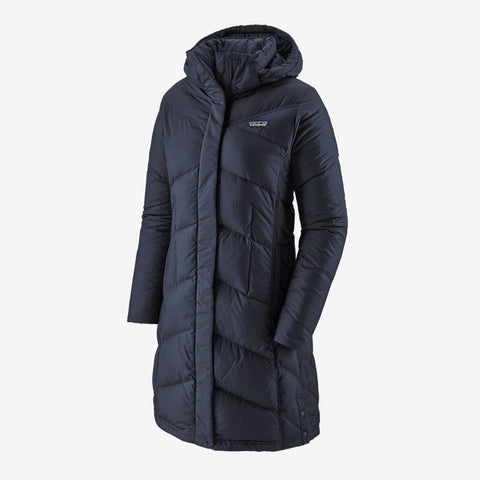 Women's Patagonia Down With It Parka - Navy