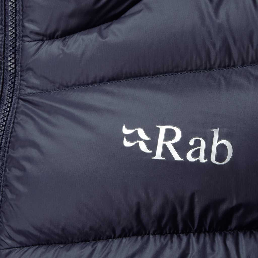 Rab INSULATED Down Jacket Men's Pulsar Deep Ink
