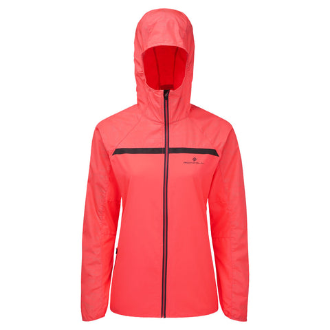 Ronhill Jacket Women's Momentum Afterlight Hot Pink/Reflective