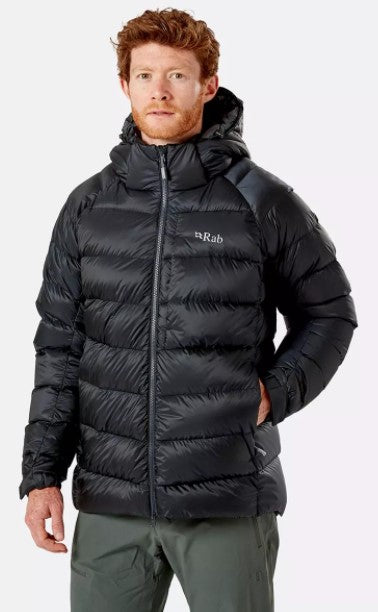 Men's Rab Axion Pro Jacket - Black