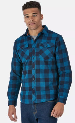 Men's Rab Boundary Shirt - Blue