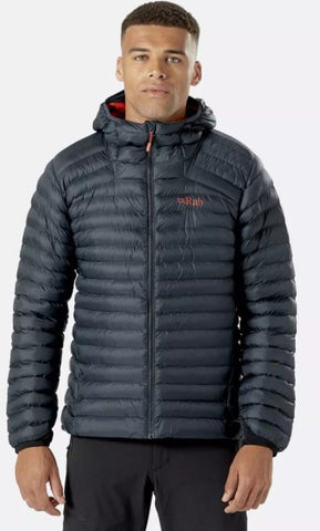 Men's Rab Cirrus Alpine Jacket - Grey