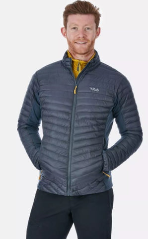 Men's Rab Cirrus Flex Jacket - Grey