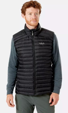 Men's Rab Cirrus Vest - Black