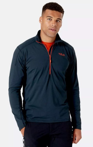 Men's Rab Flux Pull On - Grey