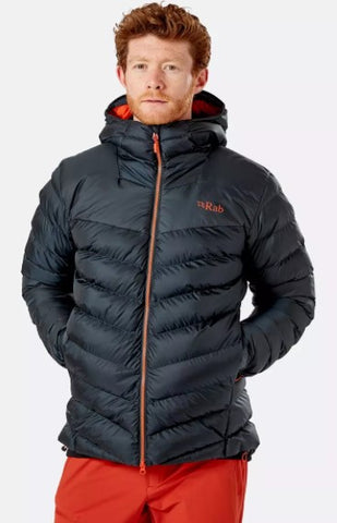 Men's Rab Nebula Pro Jacket - Grey