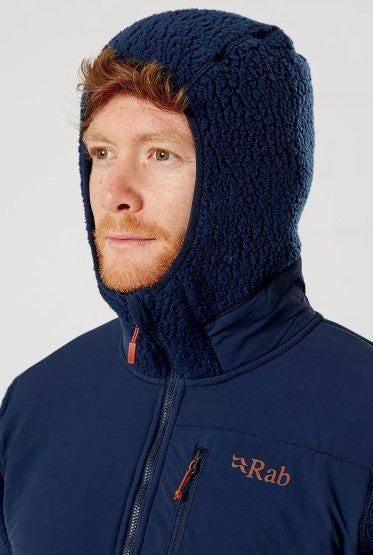 Men's Rab Outpost Jacket - Navy