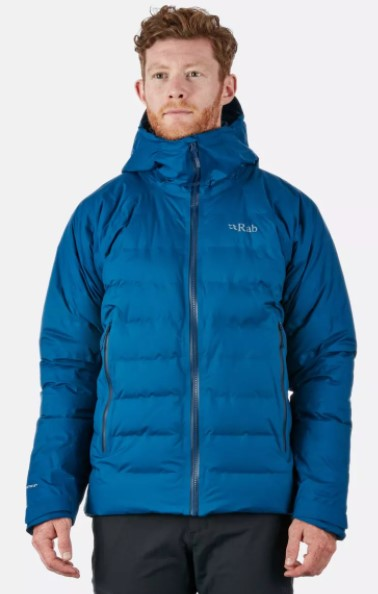 Men's Rab Valiance Jacket - Navy