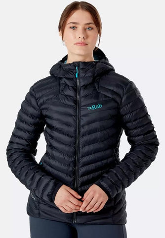 Women's Rab Cirrus Alpine Jacket - Black