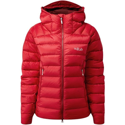Women's Rab Electron Pro Jacket - Red
