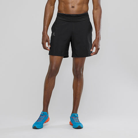 Men's Salomon XA Training Short - Black
