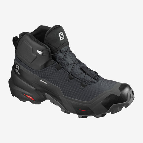 Men's Salomon Cross Hike Mid GTX - Grey
