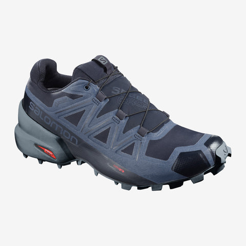 Men's Salomon Speedcross 5 GTX - Blue