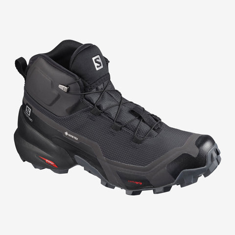 Women's Salomon Cross Hike Mid GTX - Black