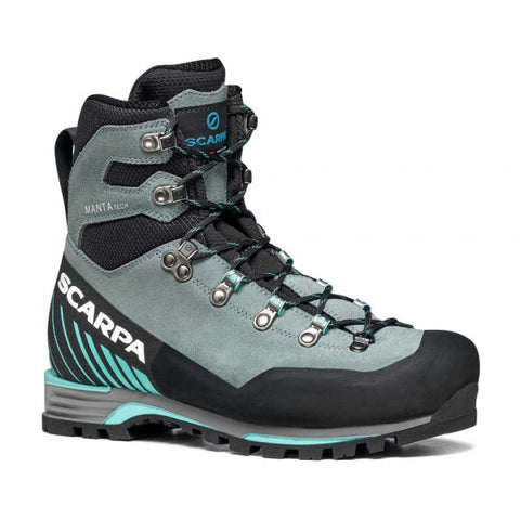 Women's Scarpa Manta Tech GTX Boots - Grey