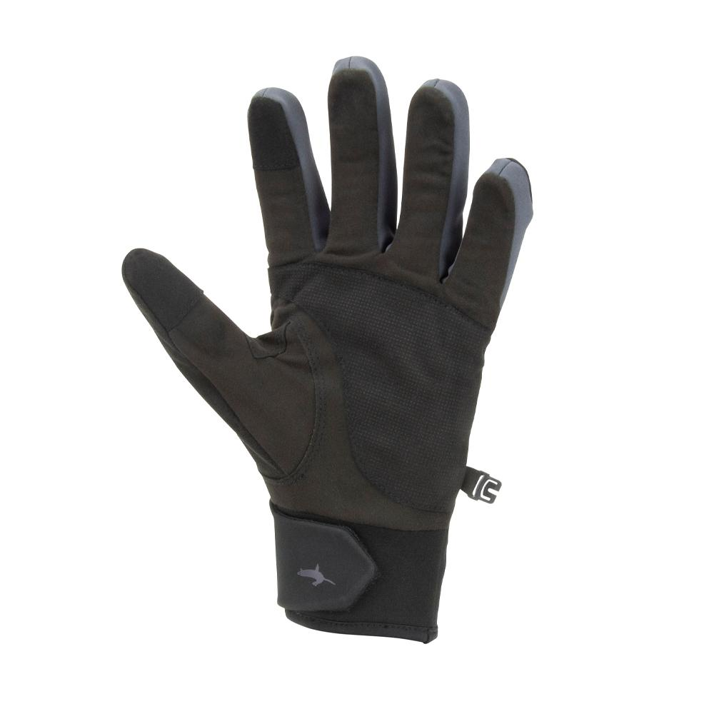 Unisex Sealskinz Waterproof All Weather Glove Fusion Control - Black