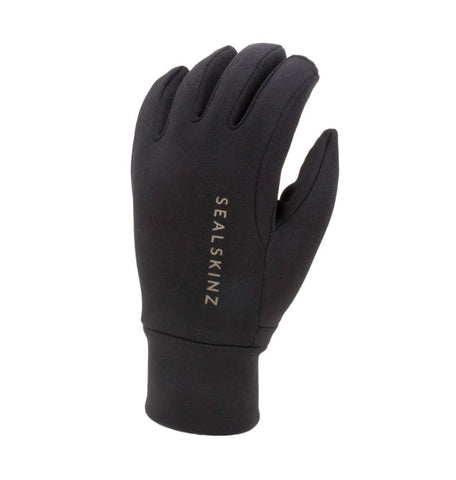 Unisex Sealskinz Water Resistant All Weather Glove - Black
