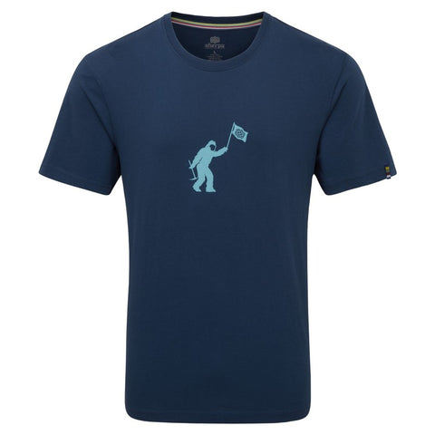 Men's Sherpa Adventure Mirka T-Shirt - Blue