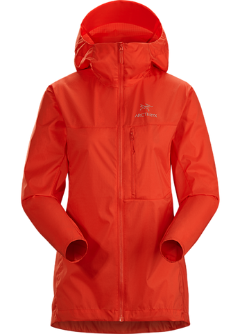 Arc'teryx Women's Squamish Hoody - Hyperspace