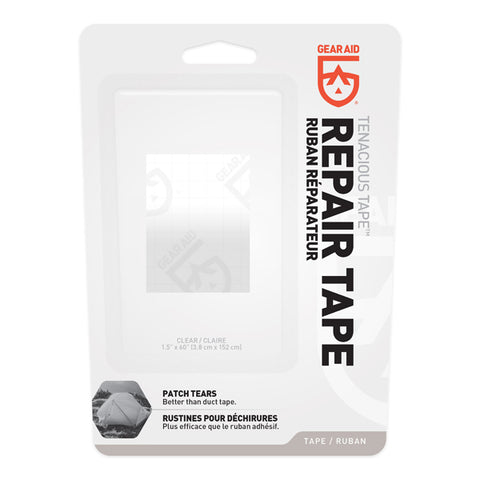 Gear Aid (McNett) Tenacious Tape Repair Tape Clear PVC