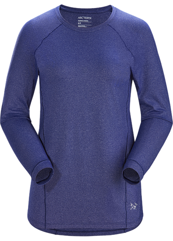 Arc'teryx Women's Tolu Top LS - Hubble