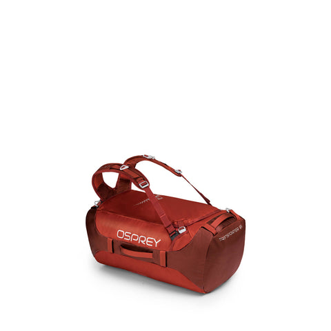 Osprey Travel Bag Transporter 65 Ruffian Red