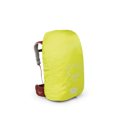Osprey Pack Spare/Accessory Rucksack Rain Cover SMALL Hi-Vis Lime