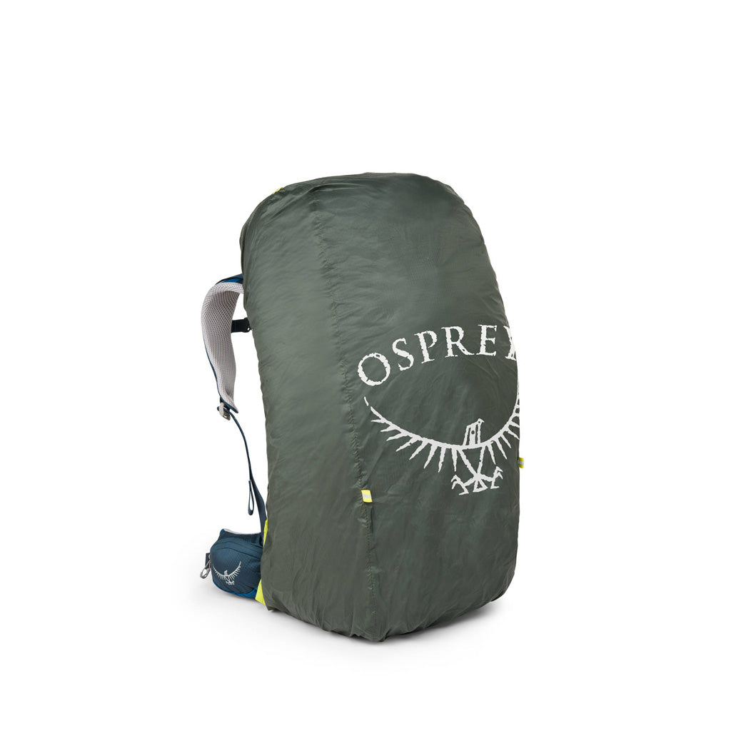Osprey Pack Spare/Accessory Rucksack Rain Cover Ultralight LARGE Shadow Grey