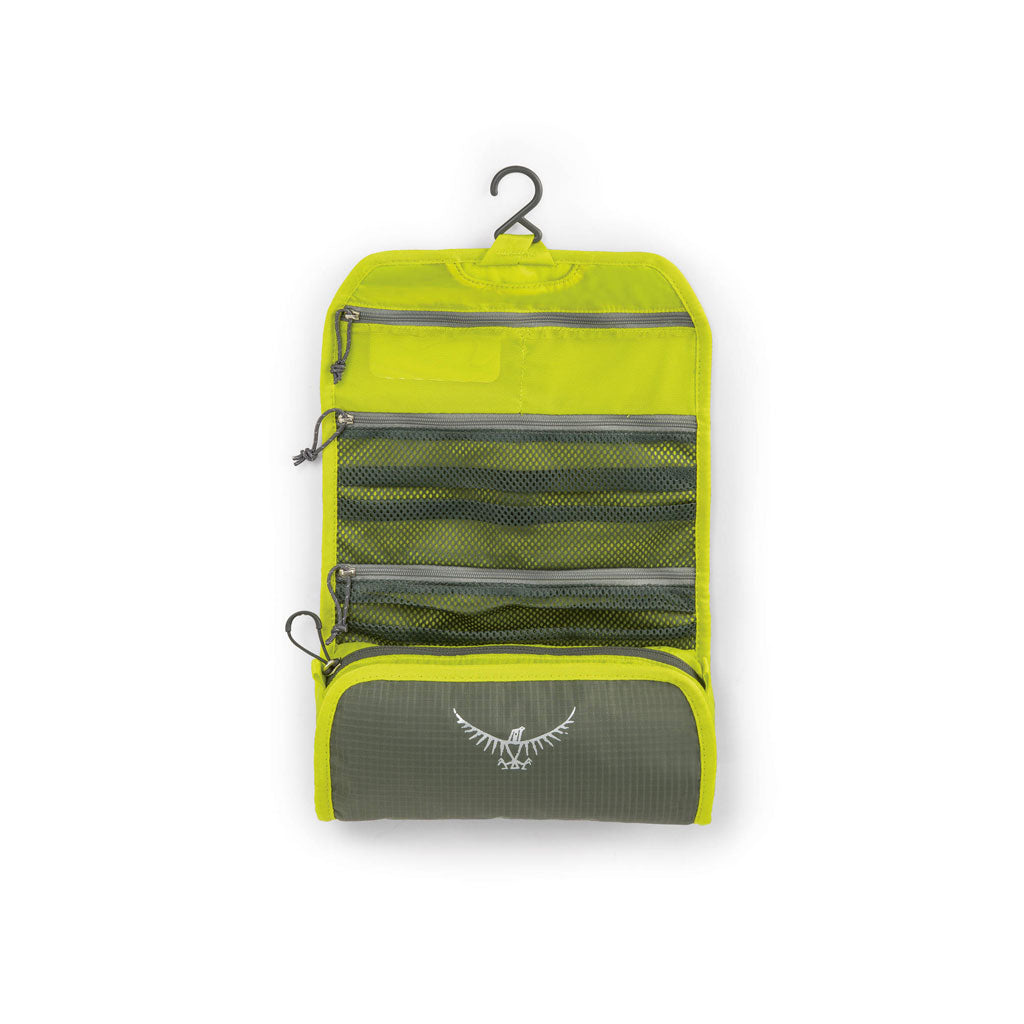 Osprey Travel Washbag Ultralight Roll Electric Lime