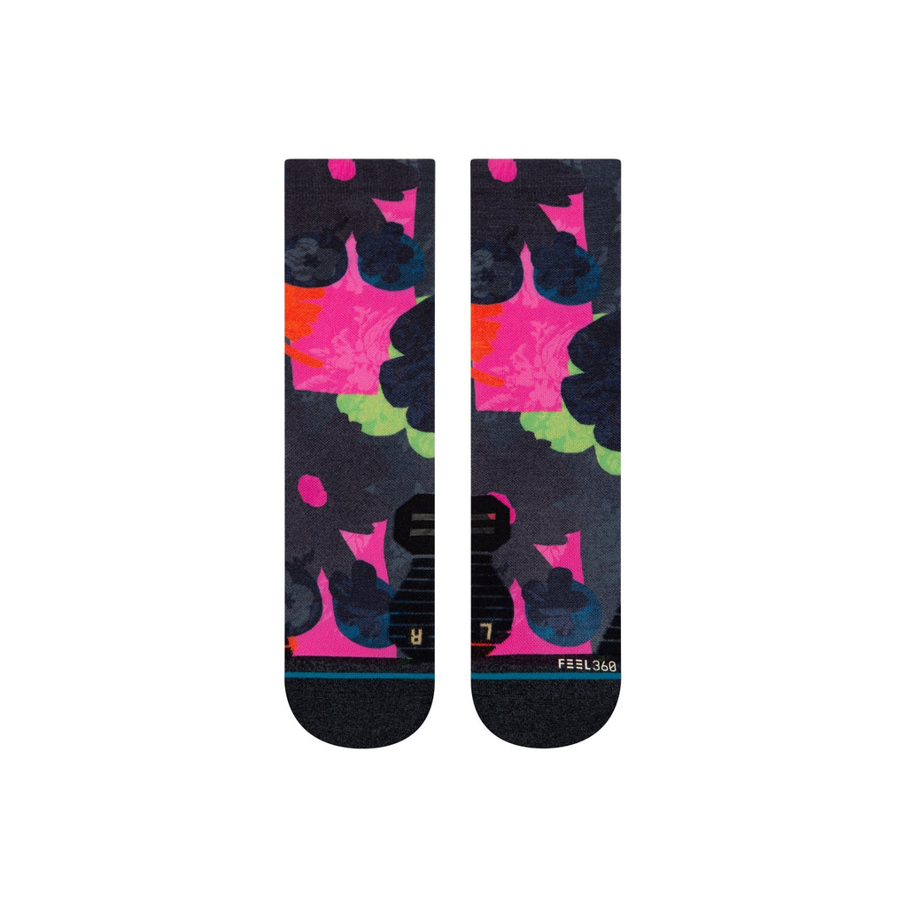 Stance Women's Run Away With Me Crew - Pink