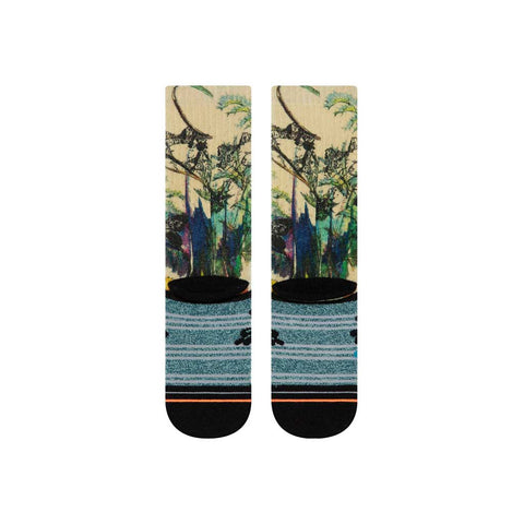 Stance HIKING Socks Women's Outdoor Moraine Crest Cream