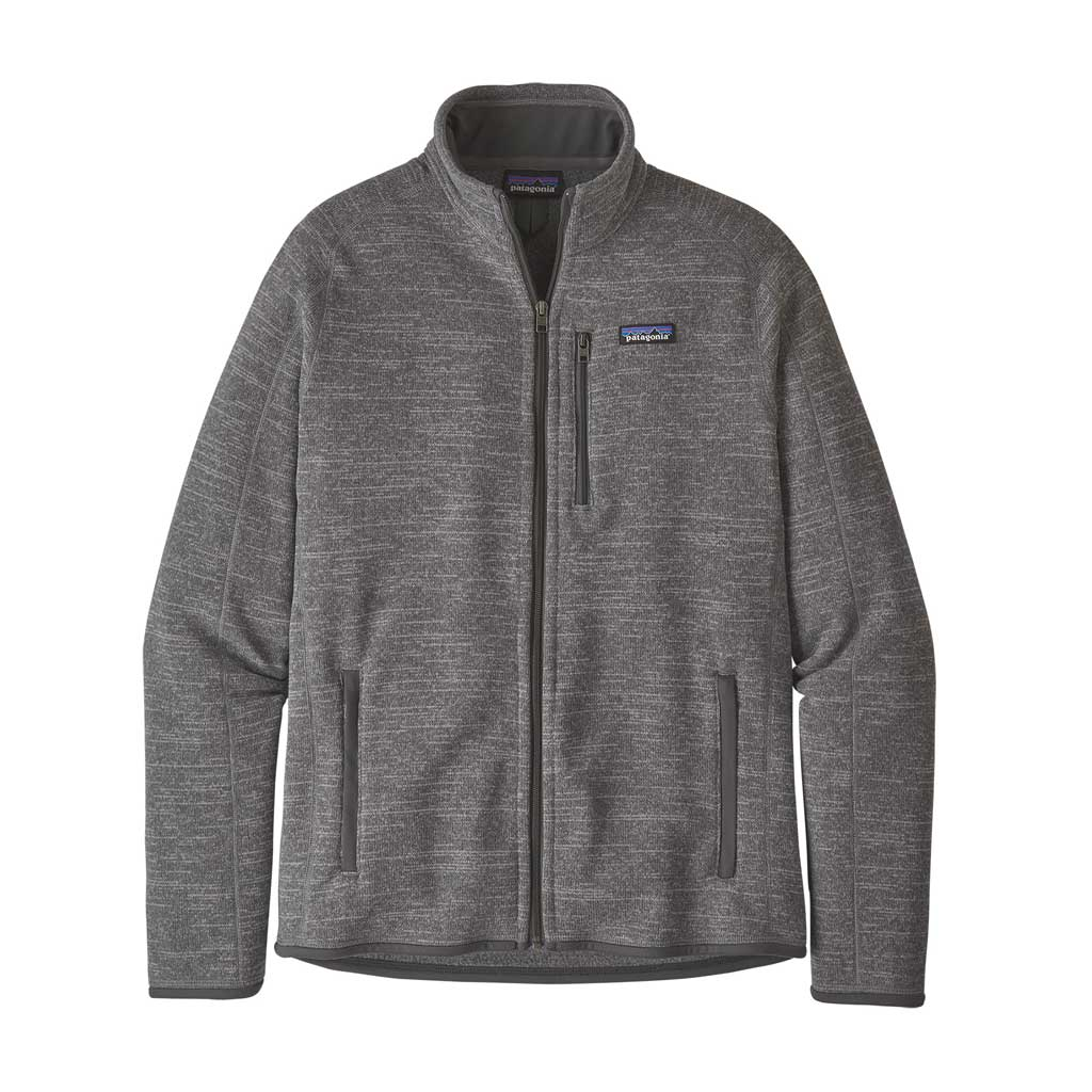 Patagonia FLEECE Jacket Men's Better Sweater Nickel