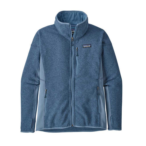 Patagonia FLEECE Jacket Women's Performance Better Sweater Woolly Blue