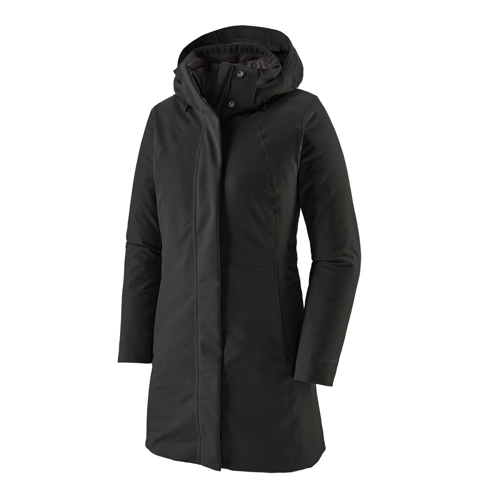Patagonia INSULATED WATERPROOF Jacket Women's Tres 3-in-1 Parka Black