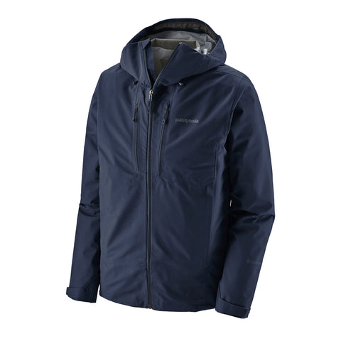 Patagonia WATERPROOF Jacket Men's Triolet Classic Navy