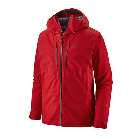 Patagonia WATERPROOF Jacket Men's Triolet Fire