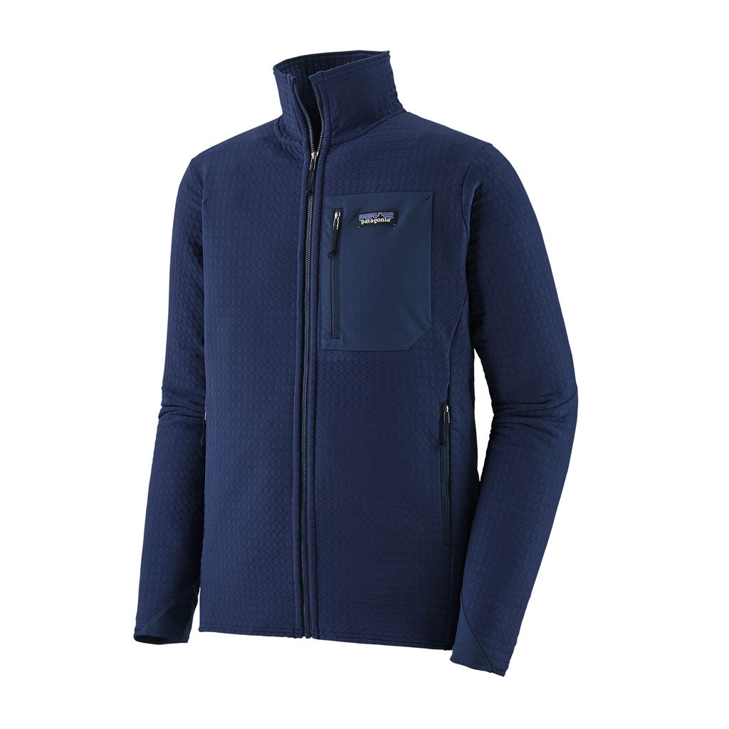 Patagonia FLEECE Jacket Men's R2 Techface Classic Navy
