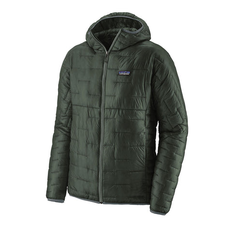 Patagonia INSULATED Jacket Men's Micro Puff Hoody Carbon