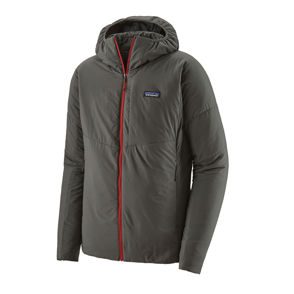 Patagonia INSULATED Jacket Men's Nano-Air Hoody Forge Grey