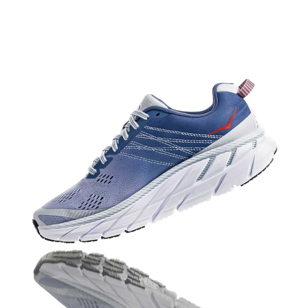 Hoka Running Shoes Women's Clifton 6 Plein Air