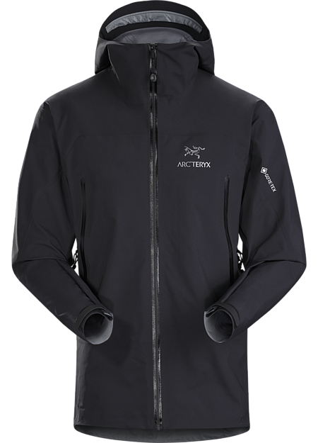 Arc'teryx Men's Zeta Ar Jacket - Black II
