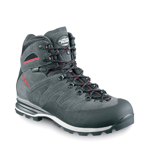 Meindl Men's Antelao GTX- Anthracite/ Red