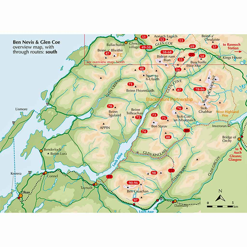 Cicerone Guidebook: Ben Nevis and Glen Coe
