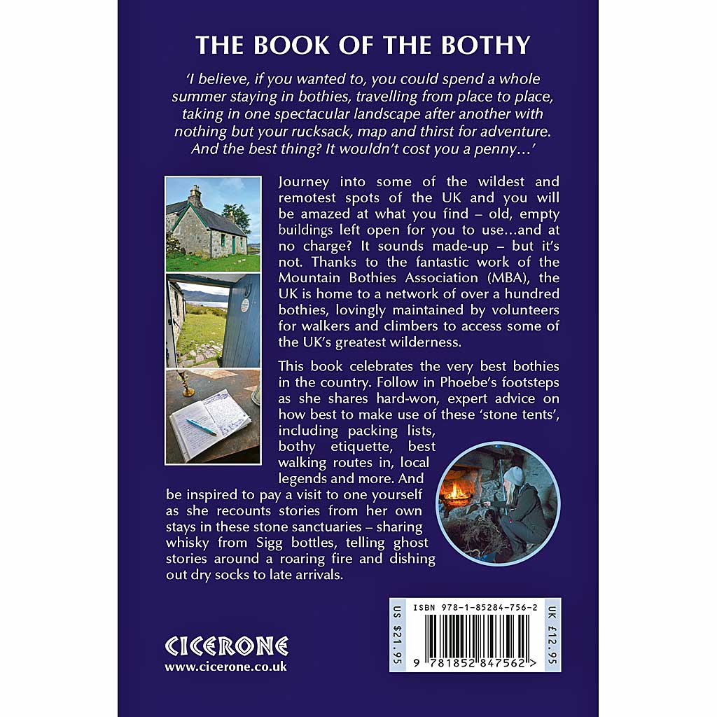 Cicerone Guide Book: The Book of the Bothy