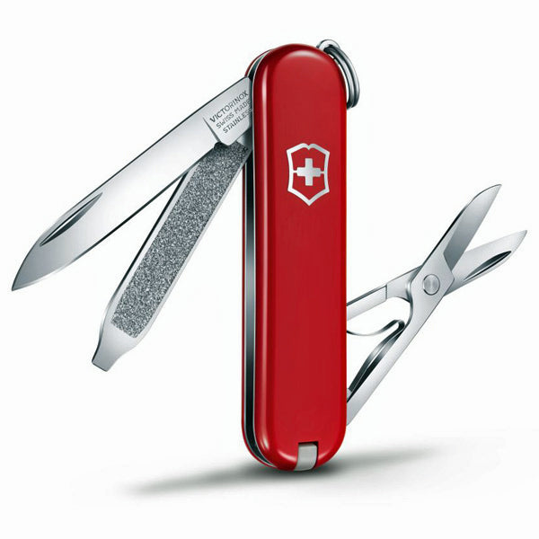 Victorinox Swiss Army Knife Classic SD Red
