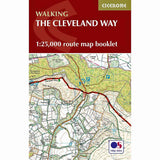 Cicerone Walking Guidebook: The Cleveland Way and Yorkshire Wolds Way
